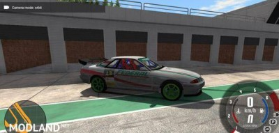 Nissan Skyline R32 Tuning Car [0.5.6], 1 photo